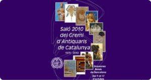 Saló del Gremi d'Antiquaris de Catalunya, 2010