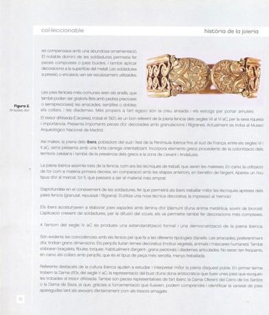 Joieria iberica i fenicia Revista esfera