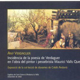 Maurici Valls Quer. Col·lecció Diorames
