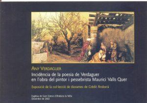 Col·lecció diorames Maurici Valls Quer