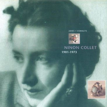 Ninon Collet, 1901 – 1973  Joies i esmalts