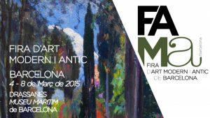 Saló d'Art Modern i Antic de Barcelona FAMA