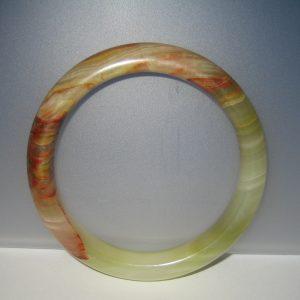 99 Polsera de jade, 15x60mm de diàmetre