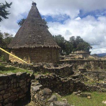 Fortalesa de Kuèlap, edificació reconstruida