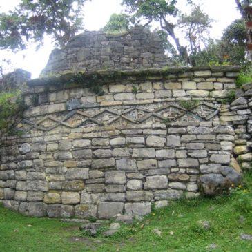 Forlatesa de Kuèlap, construcció