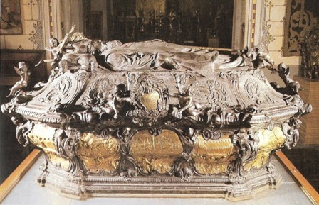 Urna de Sant Ermengol de Pere Llopart