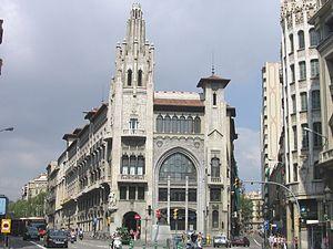 Enric Sagnier - Caixa Catalunya