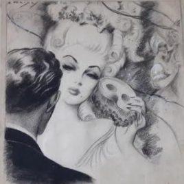 Baile de máscaras – Emilio Freixas Aranguren