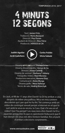 4 minutos 12 segundos - Versus Teatre - Barcelona - Àngels Canut (1)