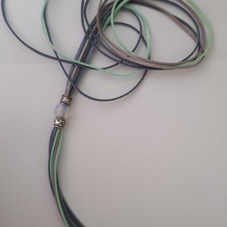 367-917 Collar amb opal