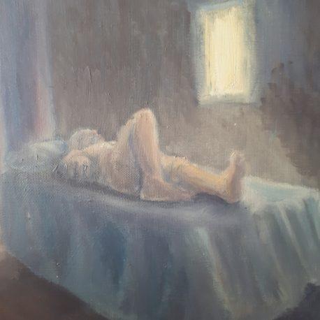 Georges White -Barcelona -Àngels Canut