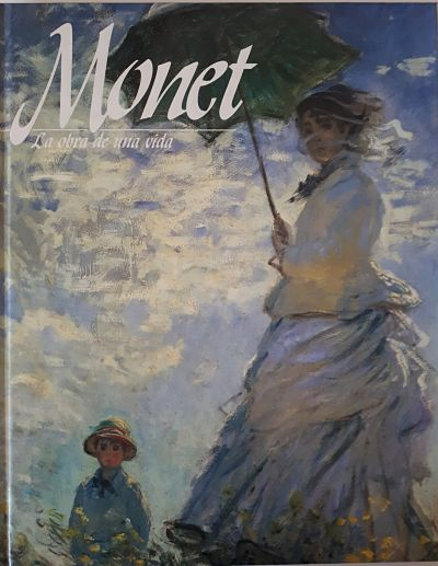 Monet - Barcelona - Àngels Canut_