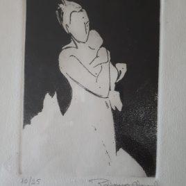 Paloma González – Dues figures