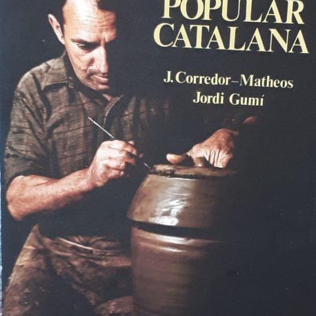 45 Llibres Cerámica popular catalana