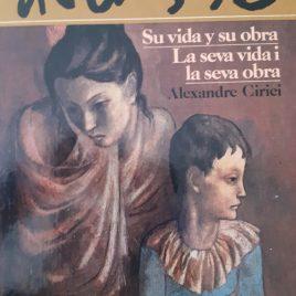 47 Llibres Picasso. Su vida y su obra