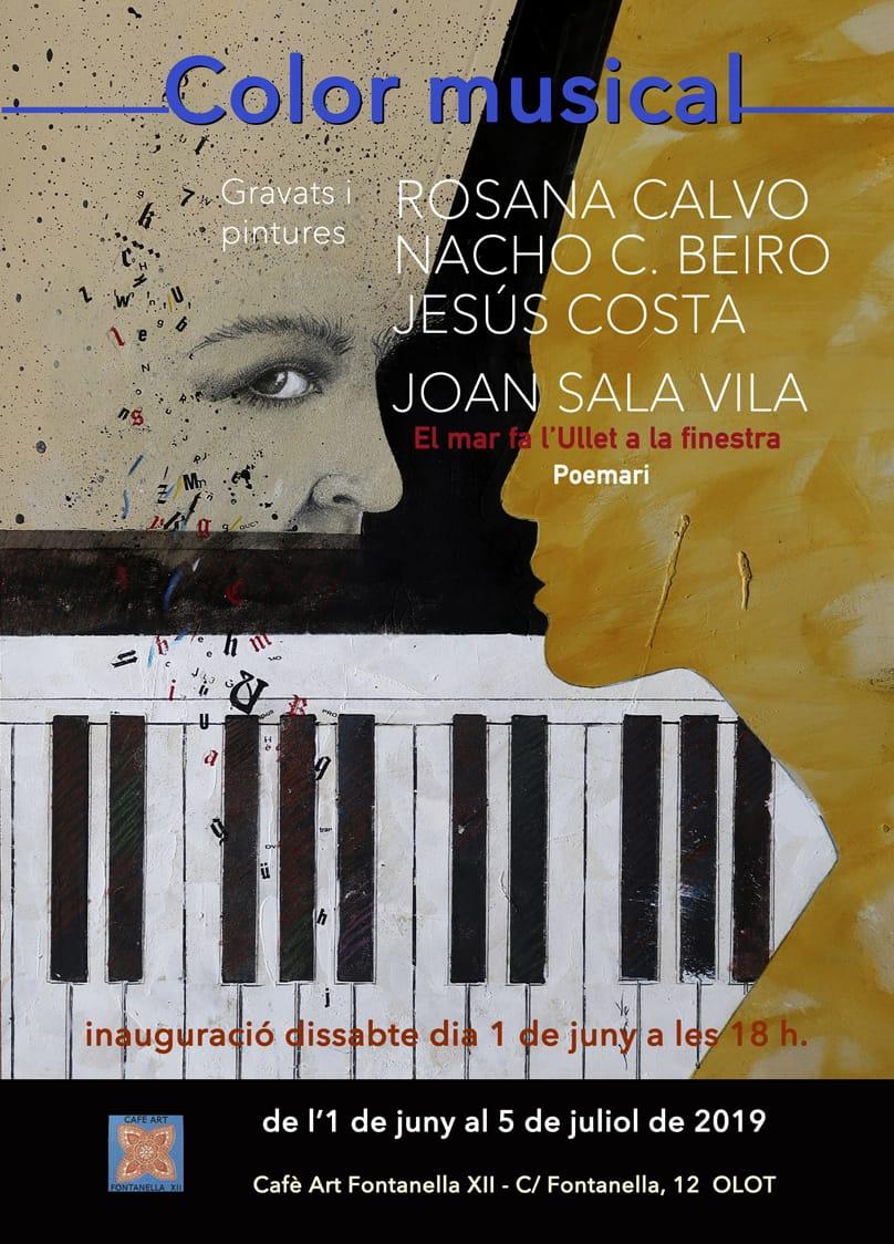 Jesus Costa Beiro - Angels Canut - Barcelona
