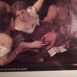 Tiziano. Angels Canut. Barcelona