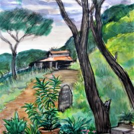 Antoni Subirats - La huerta - San Miguel de Allende Mexic - Angels Canut