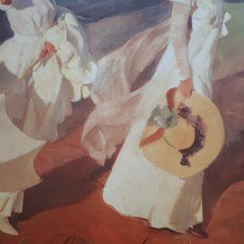 La Luz en la Pintura - Angels Canut - Barcelona