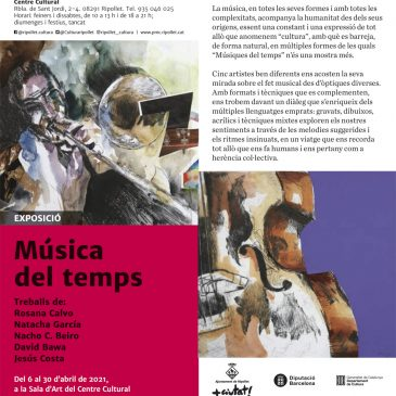 Music of the Time Jesús Costa Àngels Canut