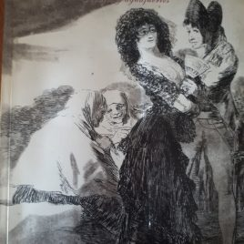 98 Caprichos de Goya - Angels Canut