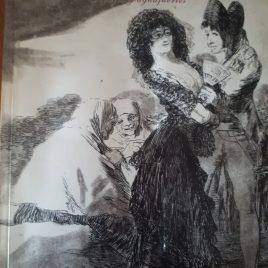 98 Goya's Caprices - Angels Canut