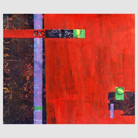 Red&Black II Alejandro Gonzalez - Angels Canut