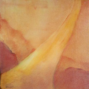 Mary Heredia - ángeles Canut - Abstraccio V