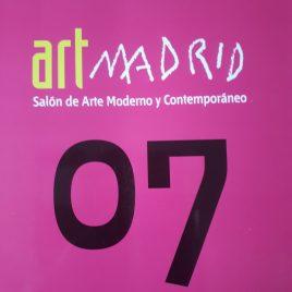 Art Madrid 07 Angels Canut